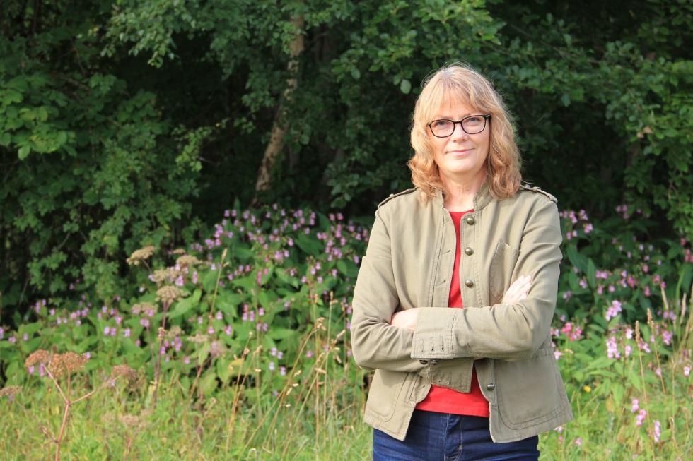 Annika Bengtsson på Grim Förlag